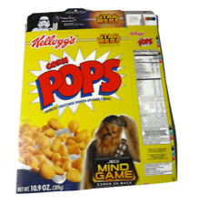 Star Wars Corn Pops 2006 Star Wars Celebrate The Saga Episode 3 Jedi Mind Game