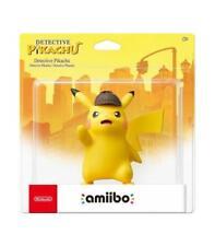 Nintendo amiibo detective Pikachu