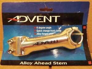New-Old-Stock Advent Polished Stem w/Detachable Clamp...120 mm x 25.4 mm
