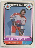 1975-76 O-PEE-CHEE Hockey, WHA, #'s 1-129, UPick from list