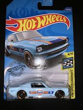 Hot Wheels 65 Mustang 2+2 Fastback Golf 4/10