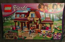 LEGO FRIENDS THEME FILLE 41126 Heartlake équestre riding club EQUITATION CHEVAL