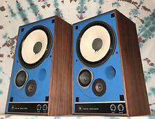 JBL 4310 WX Control Monitor Loudspeaker Pair / Full Alnico / 123A LE5 4311 L100