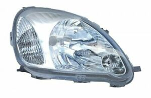 TO SUIT TOYOTA ECHO HATCH HEAD LIGHT 12/02 to 08/05 RIGHT