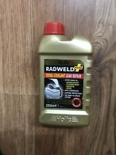 Holts Radweld Plus Coolant Leak Repair 250ML Total Cooling System Stop All Leaks