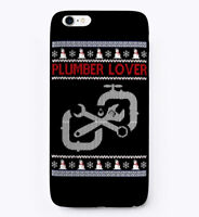 Plumber Lover Ugly Swea Gift Phone Case iPhone