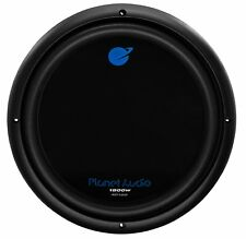 Planet Audio Ac12D 1800 Watt 12 Inch Dual 4 Ohm Voice Coil Car Subwoofer