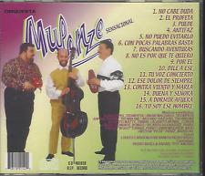 CD salsa ORQUESTA MULENZE sensacional ANTIFAZ buscando aventuras A DORMIR AFUERA