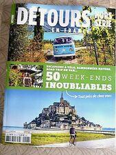 DETOURS EN FRANCE  HORS-SERIE  N° 43 - SEPTEMBRE   2021  /  50  WEEK-ENDS
