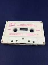 Vintage Jem And The Holograms Cassette Kimber 1985