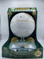 New listing Quantum Leap Explorer Interactive Talking Globe Leapfrog Brand New In Box