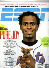 Jose Reyes 1st ESPN 10/9/06 Mint No Label