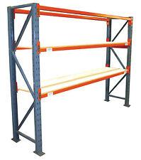 Used Pallet Racking - 1 Bay - 500kg per level