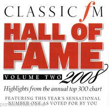 V/A - Hall Of Fame 2008 Vol 2 (UK 12 Tk CD Album) (Classic FM Magazine No 162B)