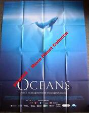 OCEANS - Documentary - J.Perrin - 47x63 FRENCH POSTER