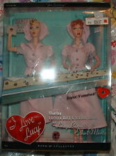 New I Love Lucy Barbie Doll Lucy And Ethel Chocolate Factory Box Never Open