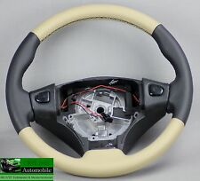 MG Mgf Tf Leather Steering Wheel Beige New / all Colours Available