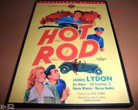 HOT ROD Warners Archives DVD james lydon art baker gloria winters gil startton j