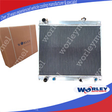 Aluminum radiator for Suzuki Vitara 1.6 1.8 2.0 L4 1998-2004 2 Rows