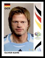 Panini World Cup 2006 - Oliver Kahn Germany No. 19