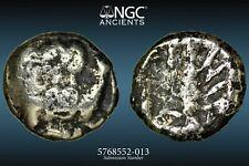Caria, Mylasa(?) NGC F 4/5 2/5 - EL 1/48 Stater. Circa 600-550 BC - 085