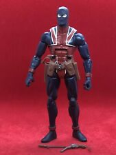 Marvel Legends Union Jack Target Exclusive Red Hulk Wave