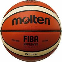 Molten BGL7X-P (R)X-Series  FIBA Basketball USA Seller 🏀