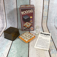 Vintage Boogle The 3 Minute Word Game Chad Valley 1976 1970s 100% Complete