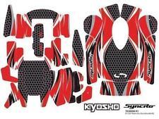 Kyosho Decoración # kt-200/1 rojo / K. 36271r