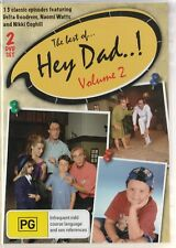 The Best of HEY DAD Vol 2 * NEW & SEALED * 2-DVD Set Region 0 (Plays on any Play