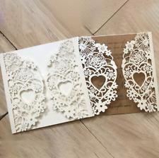 Wedding Heart Lace Metal Cutting Dies Stencils Scrapbook Embossing Craft Card