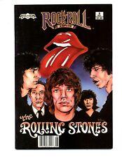 Rock N Roll Comics #6    The Rolling Stones