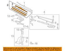 76620SR3A01 Acura OEM 94-01 Inetgra 94-95 Legend Wiper Blade