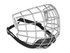 Bauer FM2100 Ice Hockey Helmet Face Mask Cage with Mounting Hardware, Certified