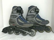 Tecnica Men's Inline Skates Roller Blades Size 6 or Women's Size 6.5 Gray *Flaws