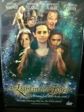 A Light in the Forest (DVD, 2003) VERY RARE OOP! WORLDWIDE SHIP AVAIL!
