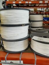 Wire, Data / PLC / Equipment / Automotive, PTFE Coated, 1500', MIL SPEC