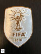 Patch Officiel Coupe Du Monde 2018. World Cup Winner 2018 Badge. Silver Version