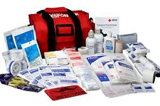 Emergency First Aid Kit Essential Medical Supplies Complete Large Bag Responder