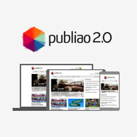 Publiao 2.0 - PHP-Script für Ihr Webprojekt: Stadtportal, Webmagazin, Community