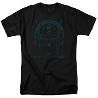 The Lord Of The Rings Doors Of Durin Licensed Adult T-Shirt
