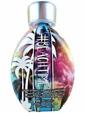 Ed Hardy Beach Time Tanovations Tanning Bed Lotion 13.5oz #Beachtime