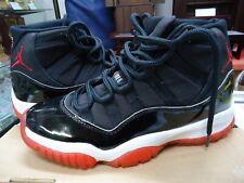 best loved a9cd1 0c252 1995 BRAND NEW Nike Air Jordan 11 XI Original OG Bred 130245 062 Size 9