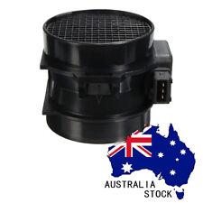 1X Black 5WK9605 Mass Air Flow Sensor FOR BMW E46 E39 E38 E36 Meter 13621432356