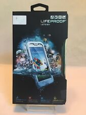 NEW! LifeProof Fre water and dirt proof phone case for Galaxy S4 - White