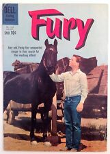 FURY #6, Four Color #1133, Dell, FN(+), 1960