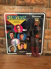 Mego RETRO Style Classic Star Trek ROMULAN NEW Sealed HTF