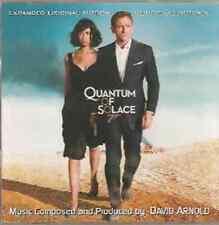 "David Arnold:  ""James Bond - Quantum Of Solace""  (Soundtrack Score CD)"