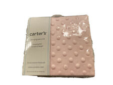 New listing Carters Changing Pad Cover-light Pink