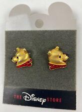 Disney Store Winnie The Pooh Earrings